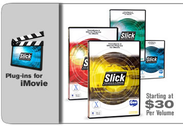Slick for iMovie HD