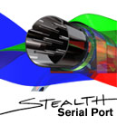 Stealth Serial Port